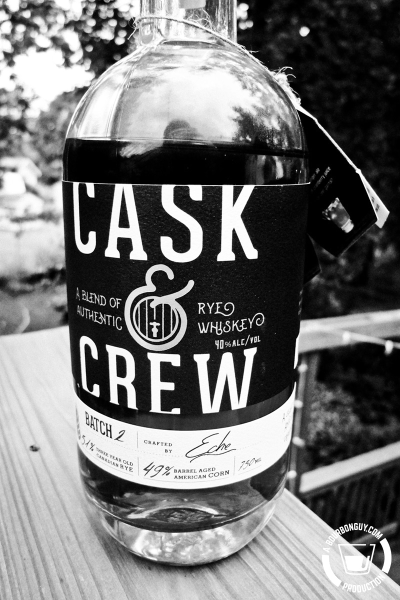 Cask & Crew Blended Rye