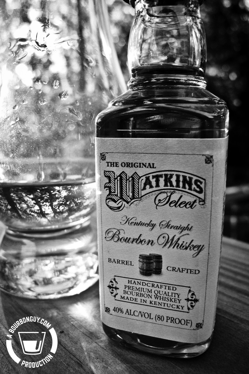 Watkins Select Kentucky Straight Bourbon Whiskey