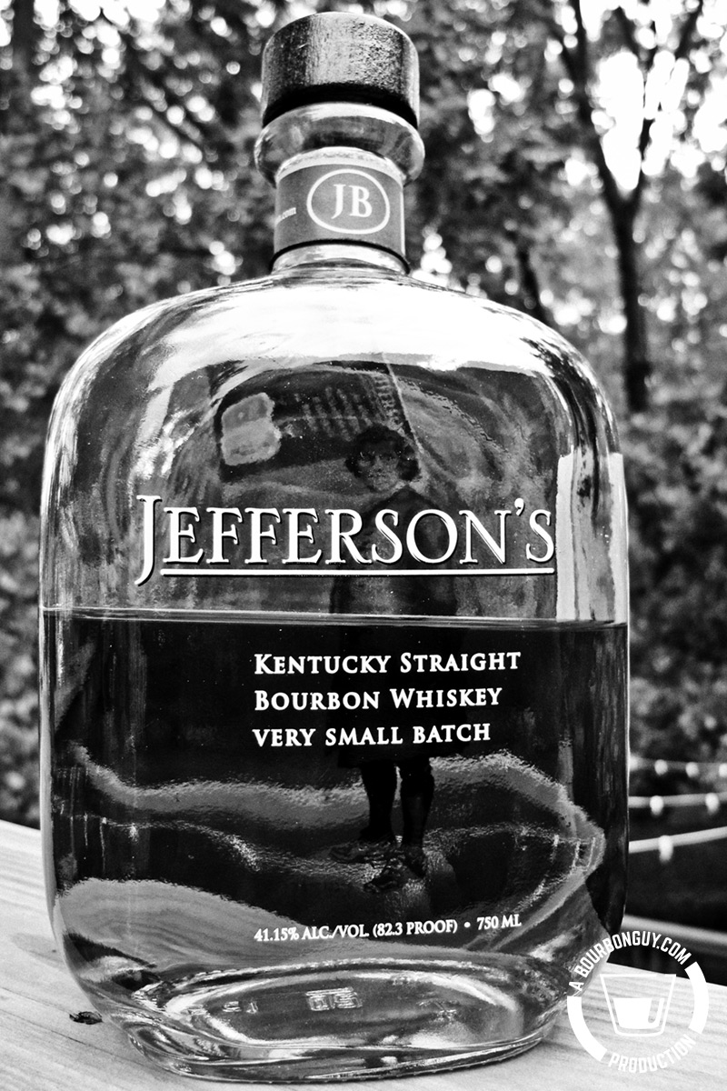 Jefferson's Very Small Batch Bourbon
