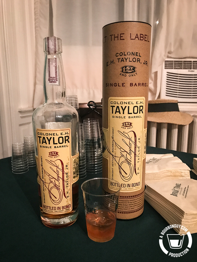 Bottled in Bond Fire, Buffalo Trace Selection