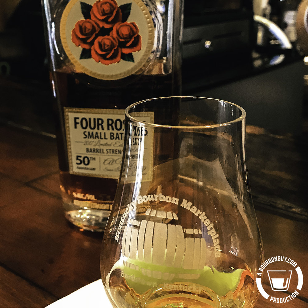 Four Roses Al Young 50th Anniversary Small Batch