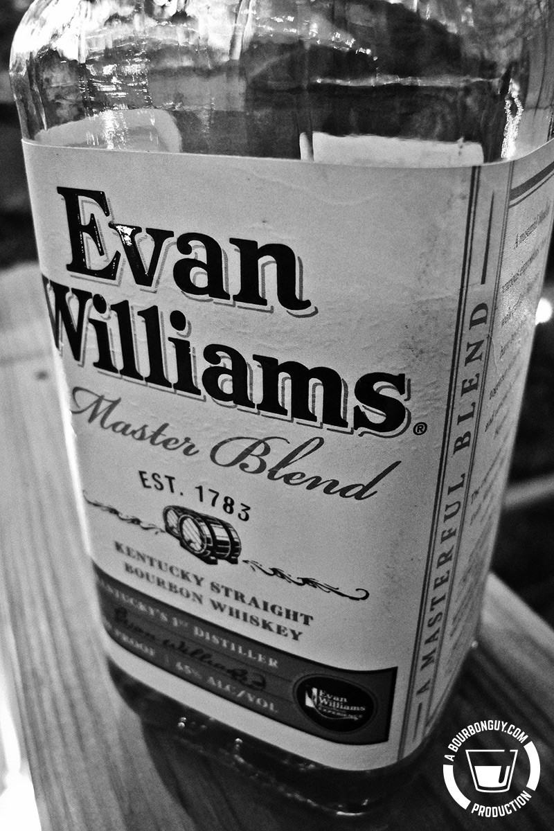 Evan Williams Master Blend