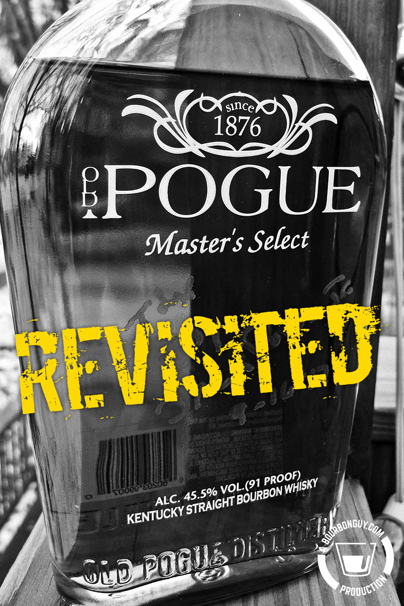 Old Pogue Master's Select