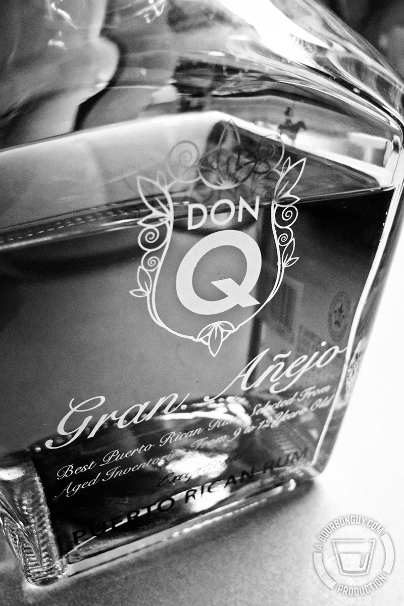Don Q Gran Añejo Pureto Rican Rum