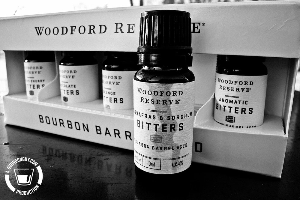 Woodford Reserve Cocktail Bitters by Bourbon Barrel Foods
