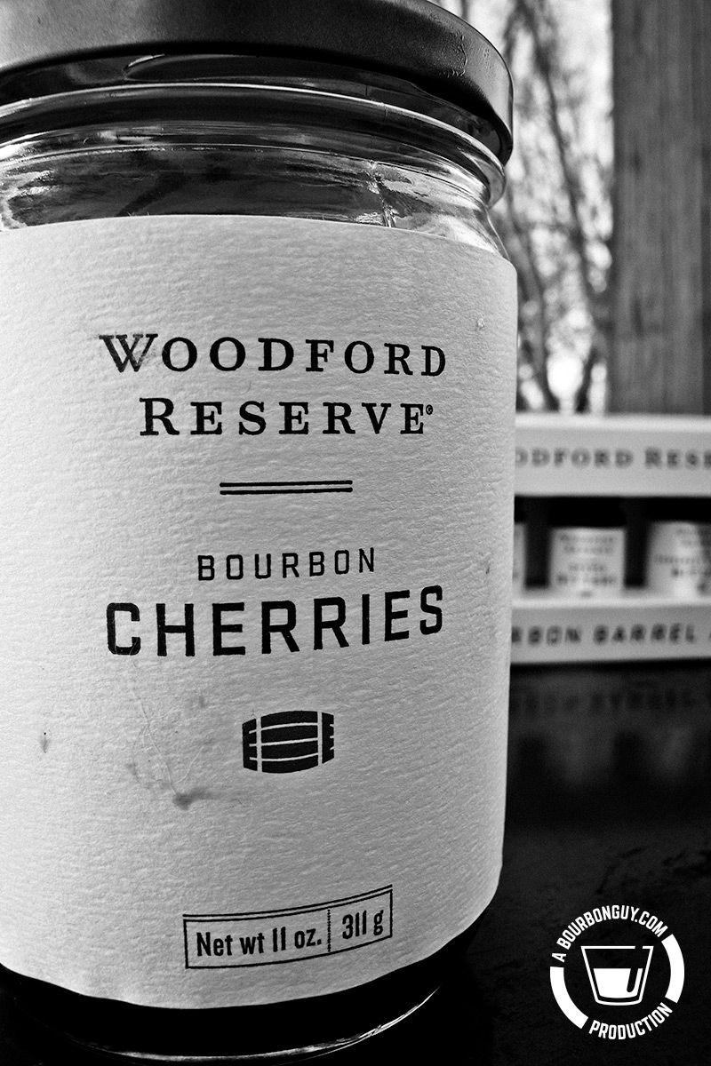 Woodford Reserve Bourbon Cherries by Bourbon Barrel Foods