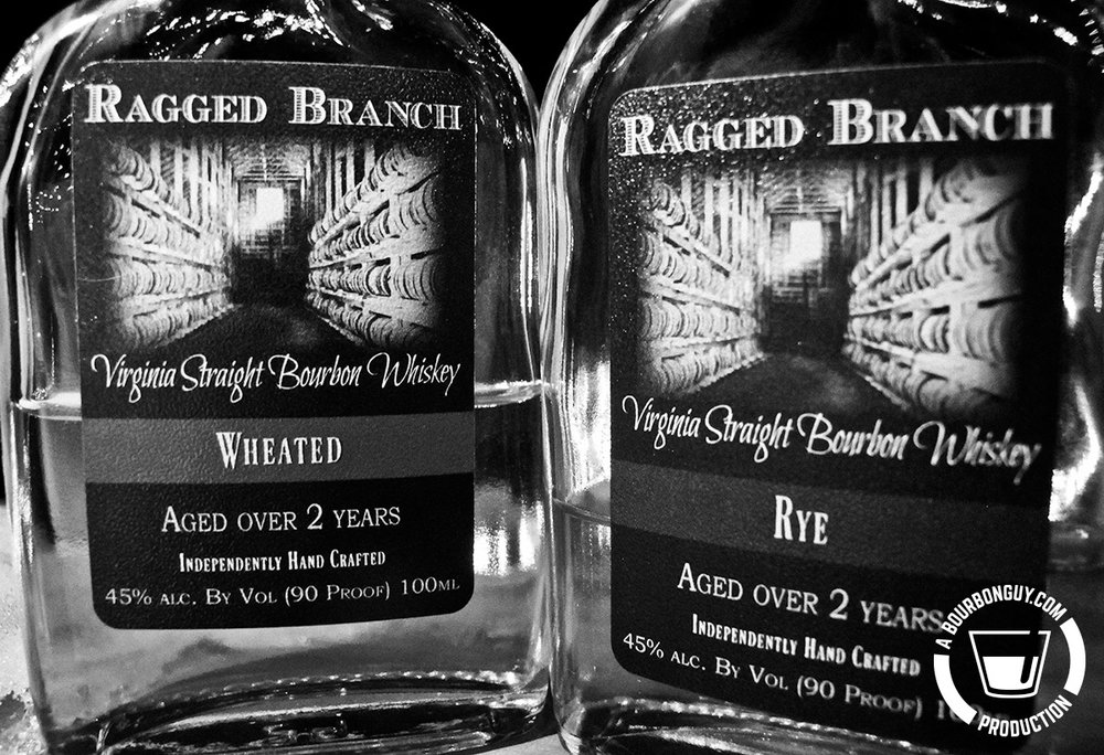 Ragged Branch Virginia Straight Bourbon Whiskey