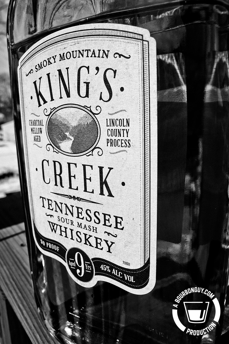 King's Creek Tennessee Whiskey