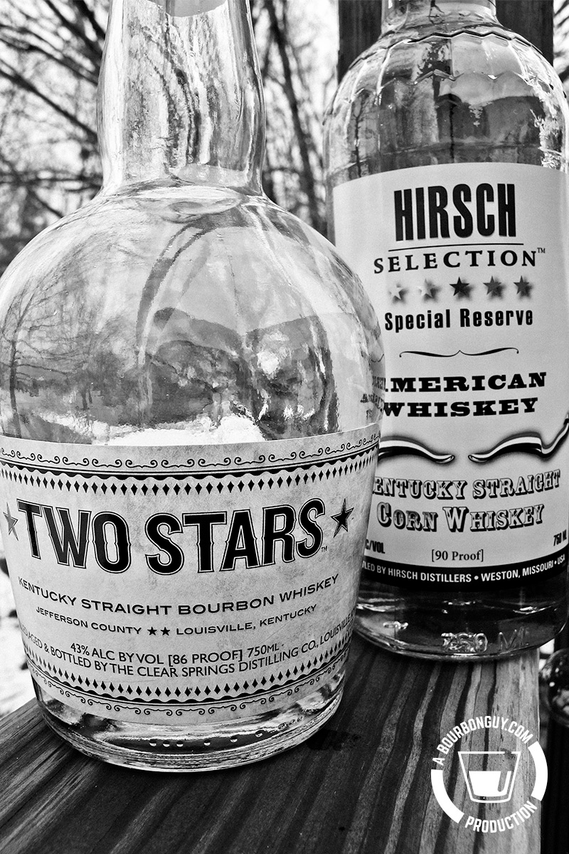 Hirsch Selection Straight Corn vs. Two Stars