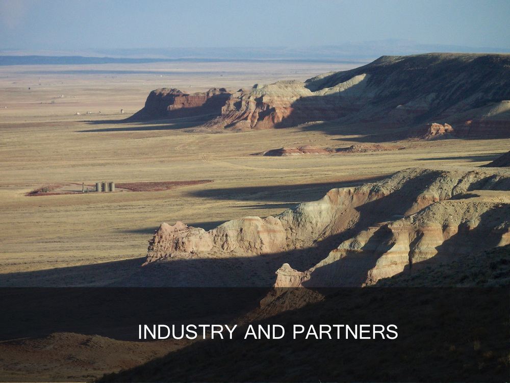 industry and partners
