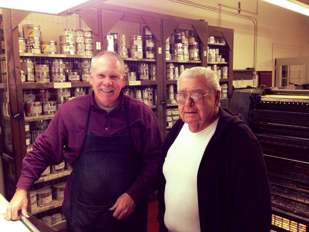 Don & Jack Hislop