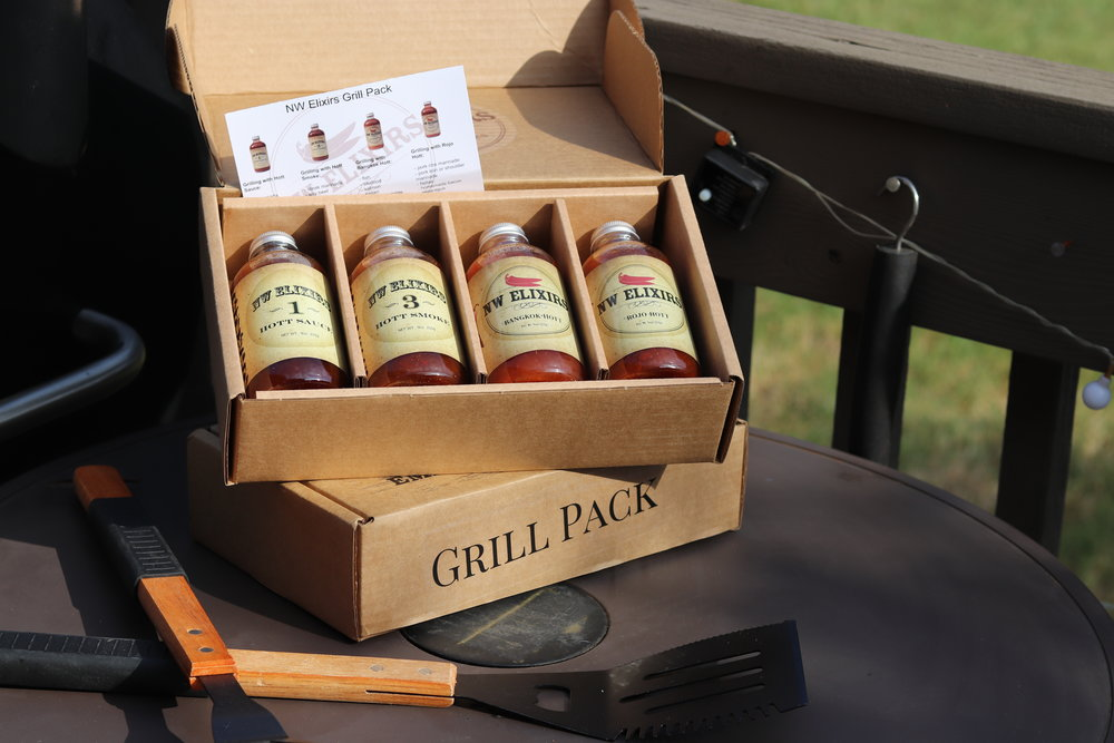 Make healthy grilling easy with our new Grill Pack!! -