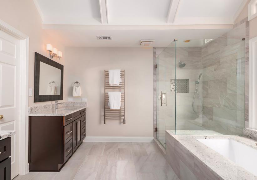Master Bathroom Renovation -