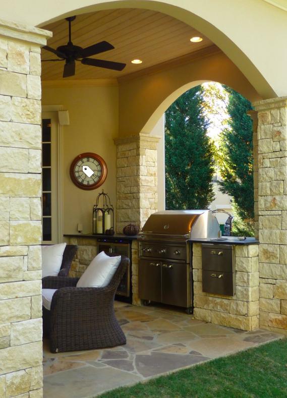 Outdoor Great Room -