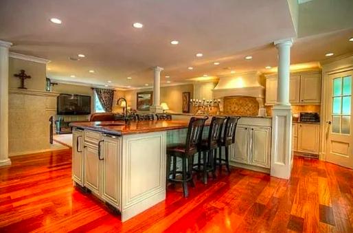 Main Floor Renovation -