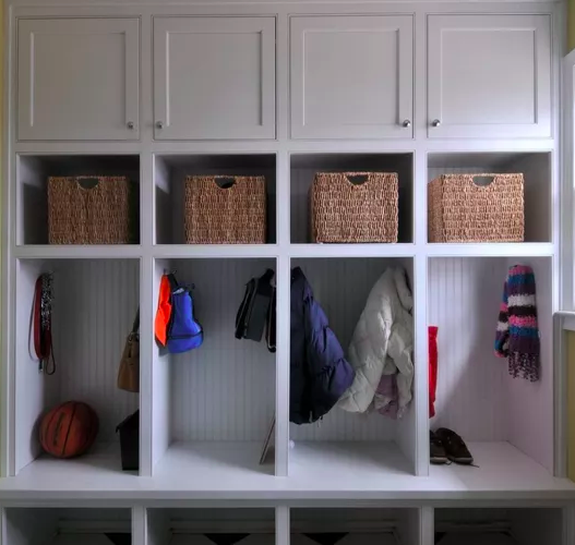 A Collection of Mudroom Ideas -