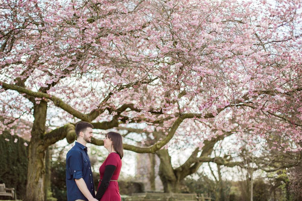 Sophie Evans Photography, Alice & Nathanael Botanical Gardens Engagement Shoot. Warwickshire Wedding Photographer (4).jpg