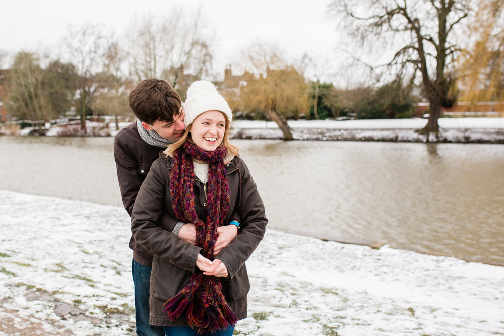 Alice & James - Stratford Upon Avon Engagement shoot - Sophie Evans Photography-2.jpg