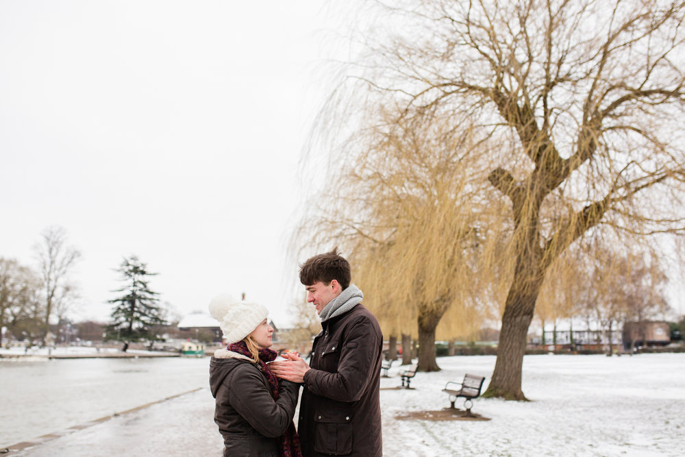 Alice & James - Stratford Upon Avon Engagement shoot - Sophie Evans Photography-16.jpg