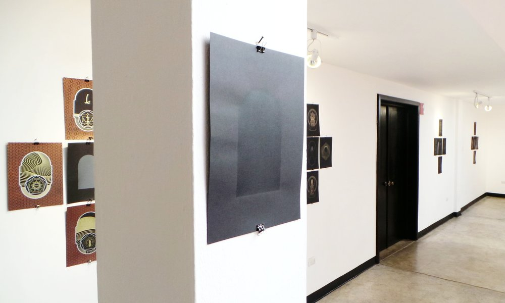 PORTAL  • Installation view • Altos de Chavon • Santo Domingo • Dominican Republic •  2015