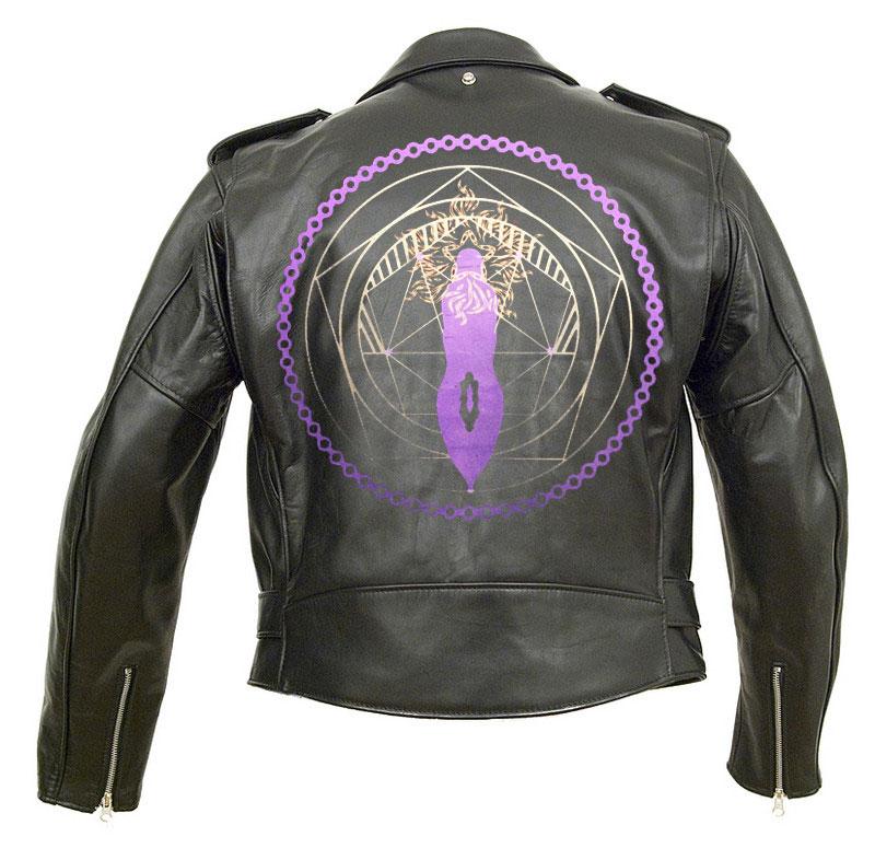 Orbits  • Motorcycle Jacket • Version XI