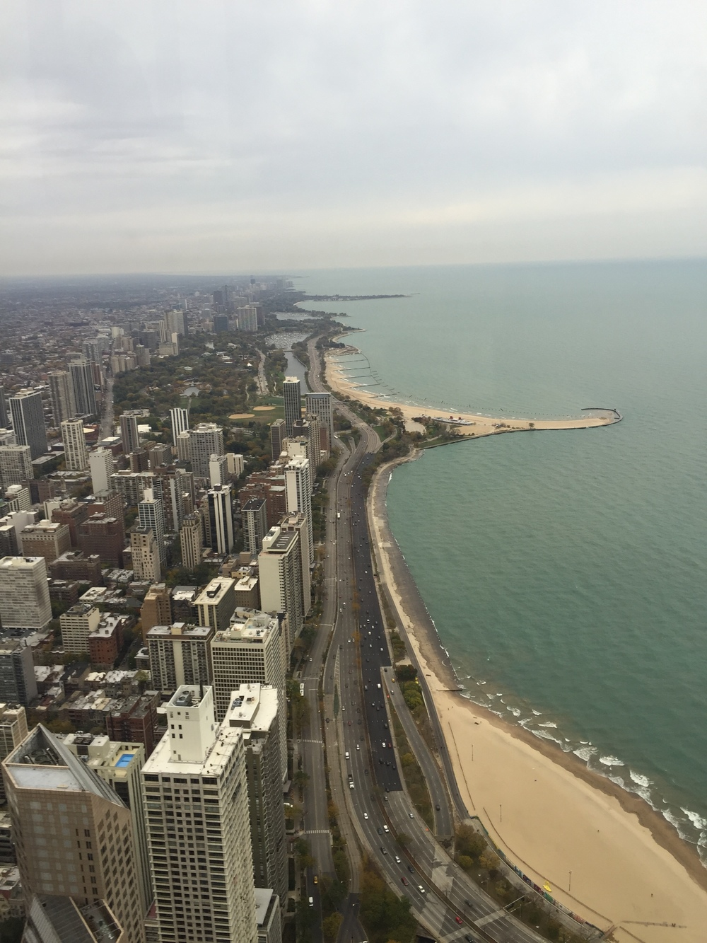 Lake Michigan-Chicago