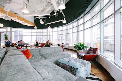 InVision River North 17th Floor Lounge
