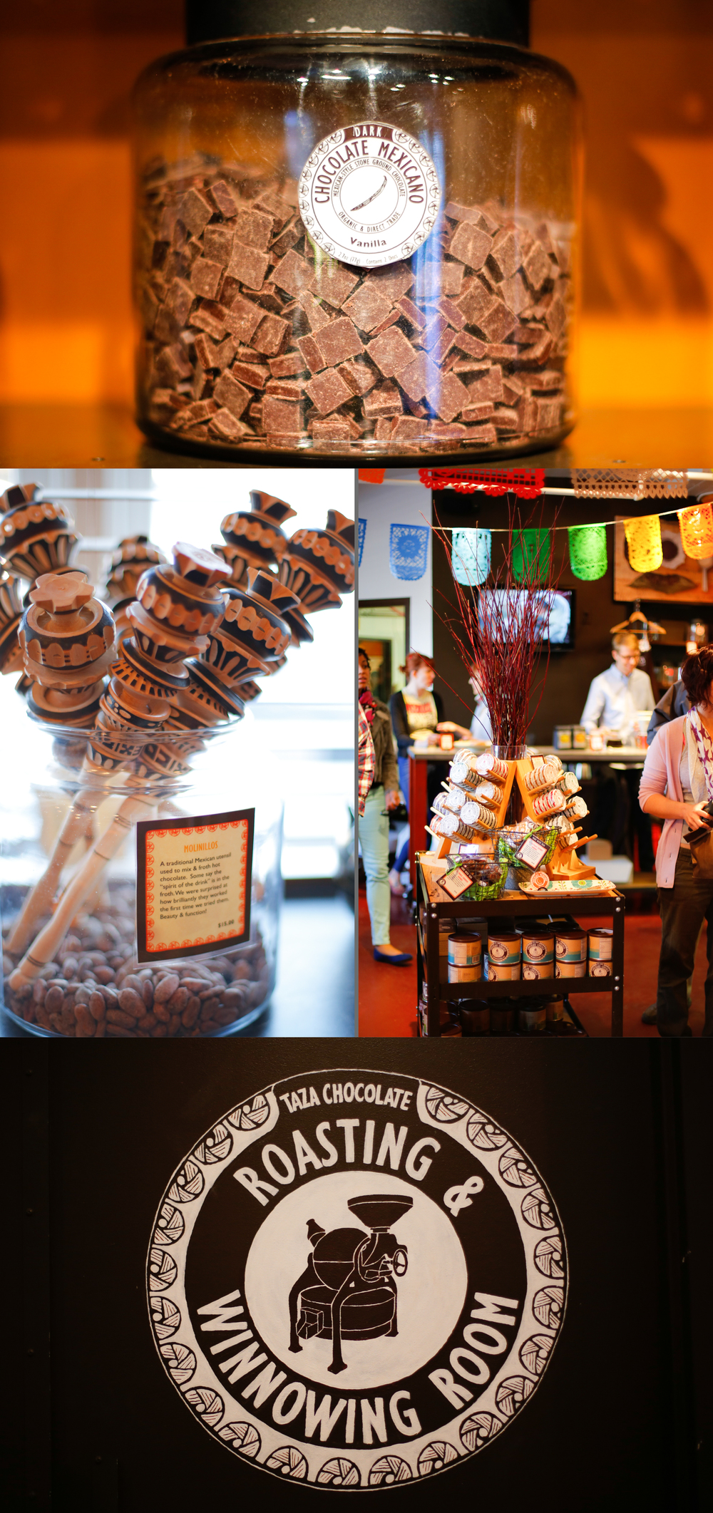 Taza Chocolate Factory — TLZ Photography
