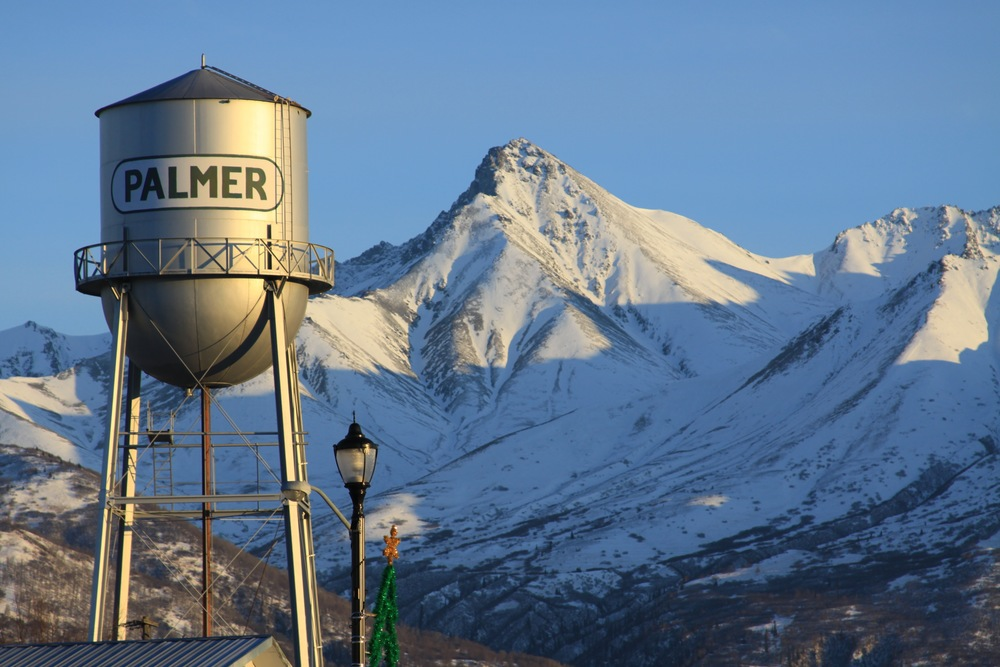 One of our favorite places in Palmer, Alaska