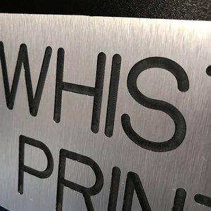whistler printing signs ltd cnc signs engraving