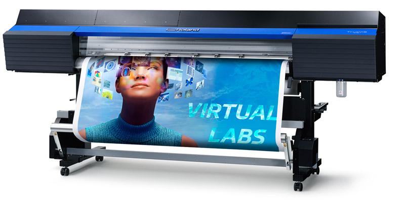 Roland 54 inch wide format printer cutter vg series