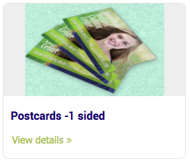Postcards - Postcards -1 sided