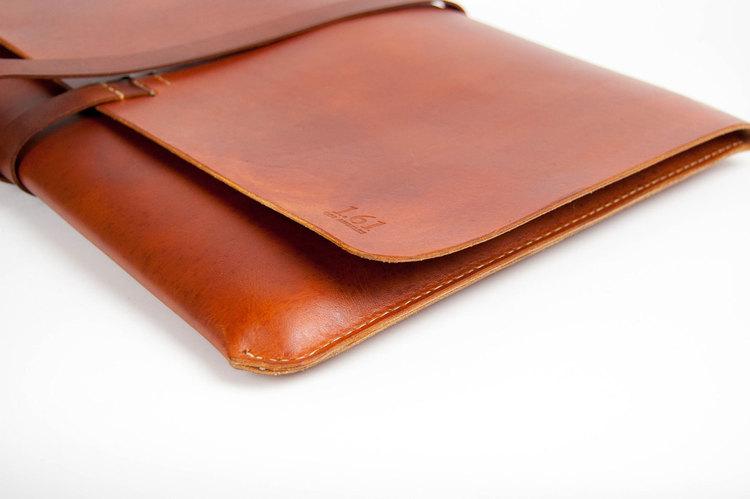 Fantastic Leather Portfolio for the Macbook Pro 15