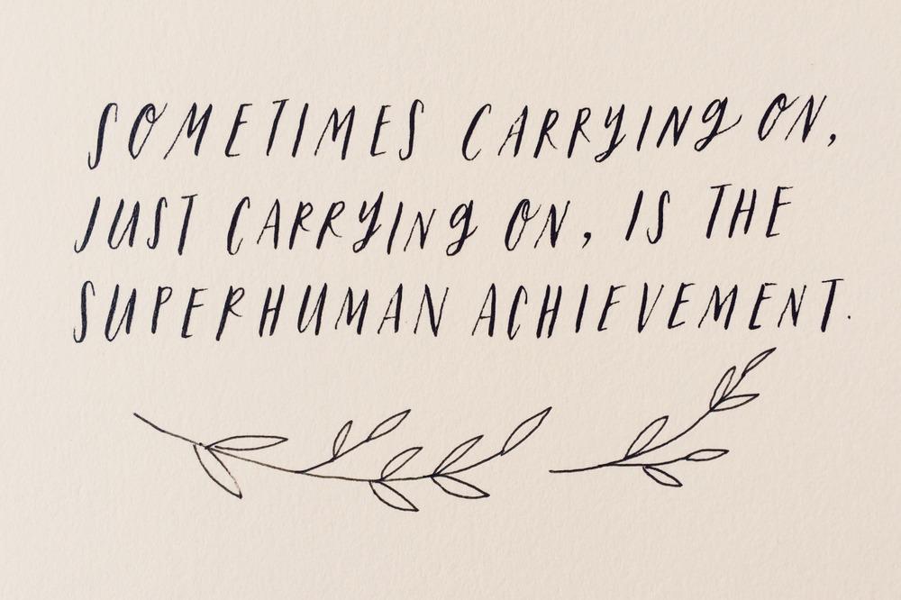 Words by Albert Camus