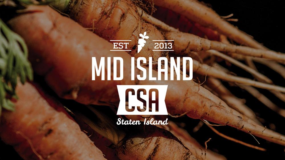 Mid Island CSA Logo