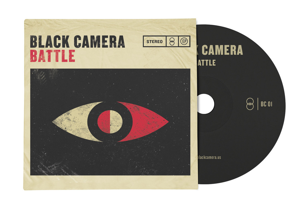 Black Camera | Cover Art