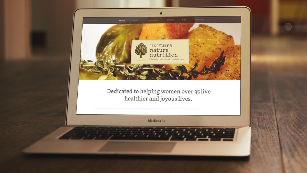 Nurture Nature Nutrition | Website