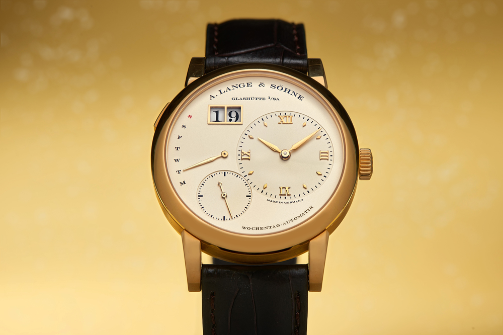 A. Lange & Söhne for Christies Watch Shop