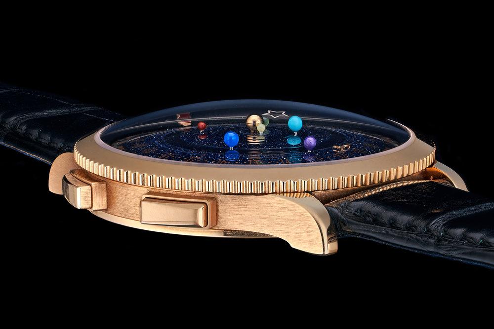 Van Cleef & Arpels Planetarium watch