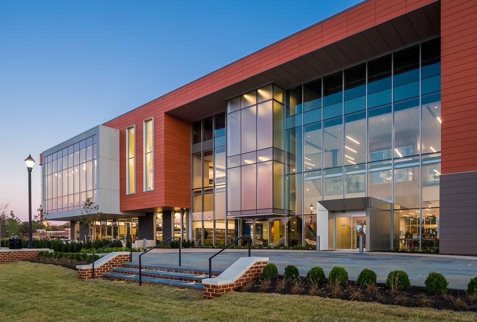 Libbie Mill Library, Richmond VA