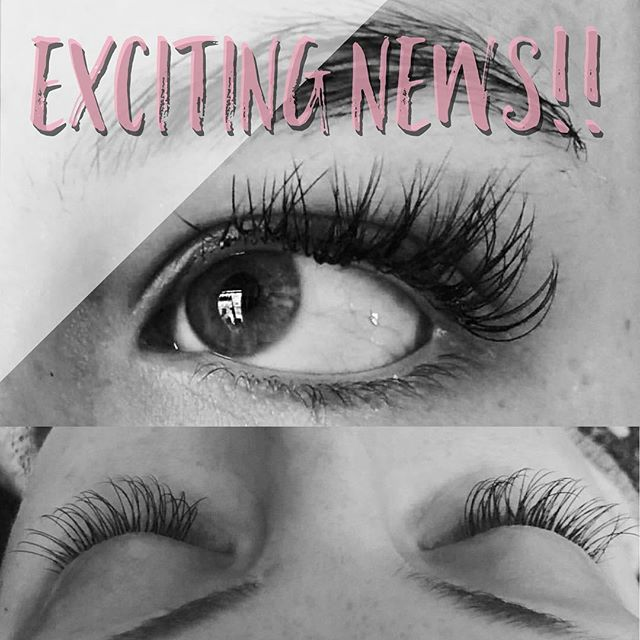 MORE EXCITING NEWS!! We're so excited to announce that @tracypdxstylist is offering lash extension in the salon Friday, Saturday and Sunday! Right now she's offering a hella good deal of $80 for a full set! To book your lash appointment call/text Tracy at ‭(503) 890-4223‬