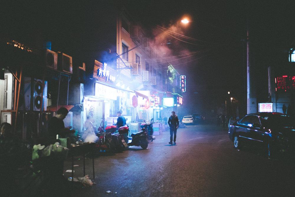 03.13.2016 // experienced a bit of Shanghai nightlife.