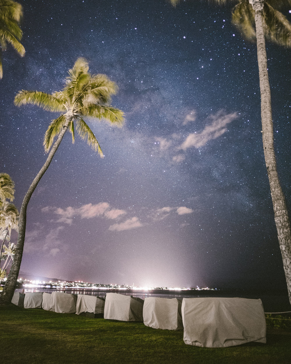 07.08.2016 // catching the milky way for the first time in hawaii.
