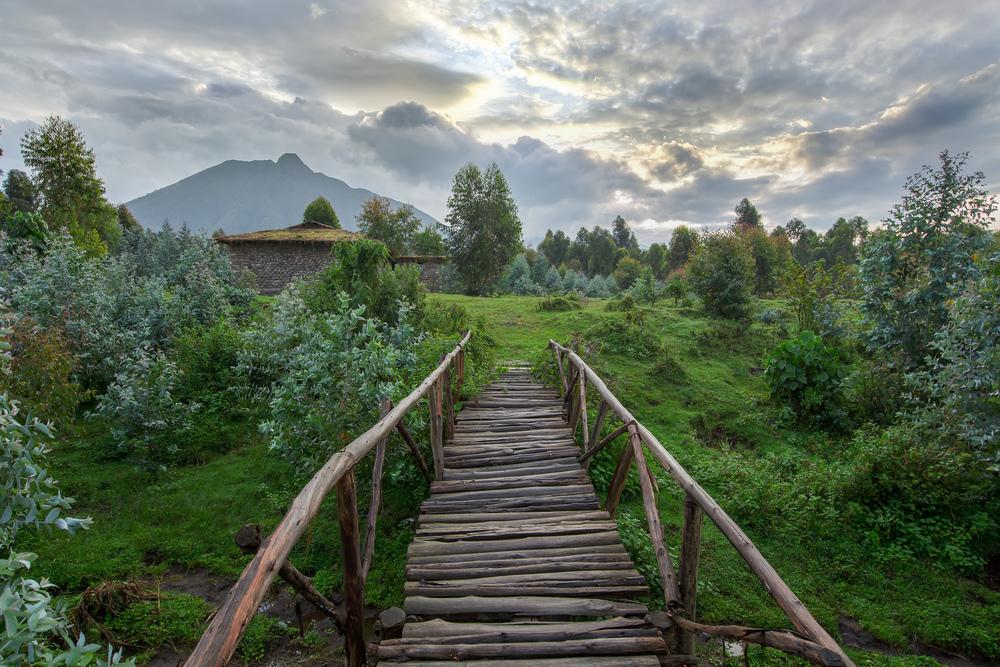 Musanze, Rwanda.