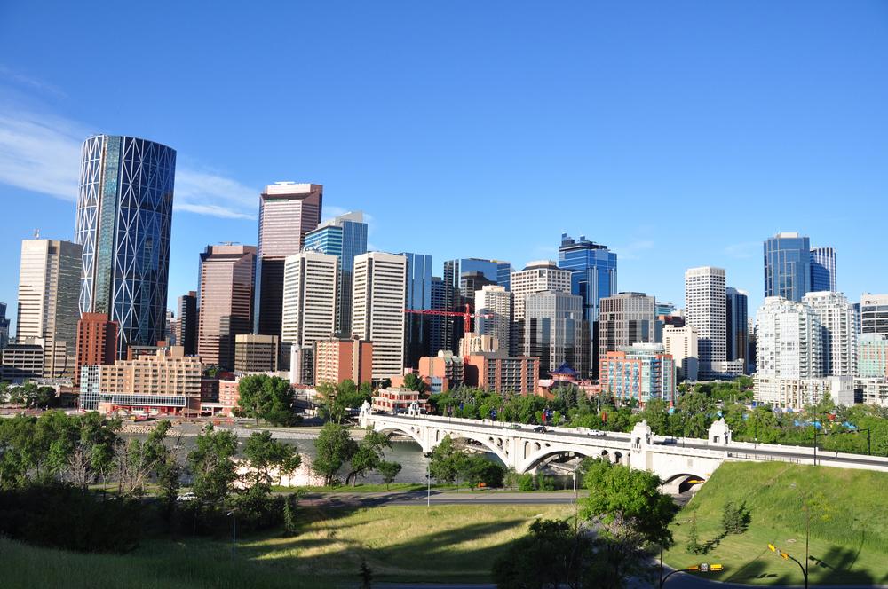 Calgary a la plus forte concentration de sièges sociaux par habitant au Canada, 135 entreprises de Calgary sur la liste FP500.