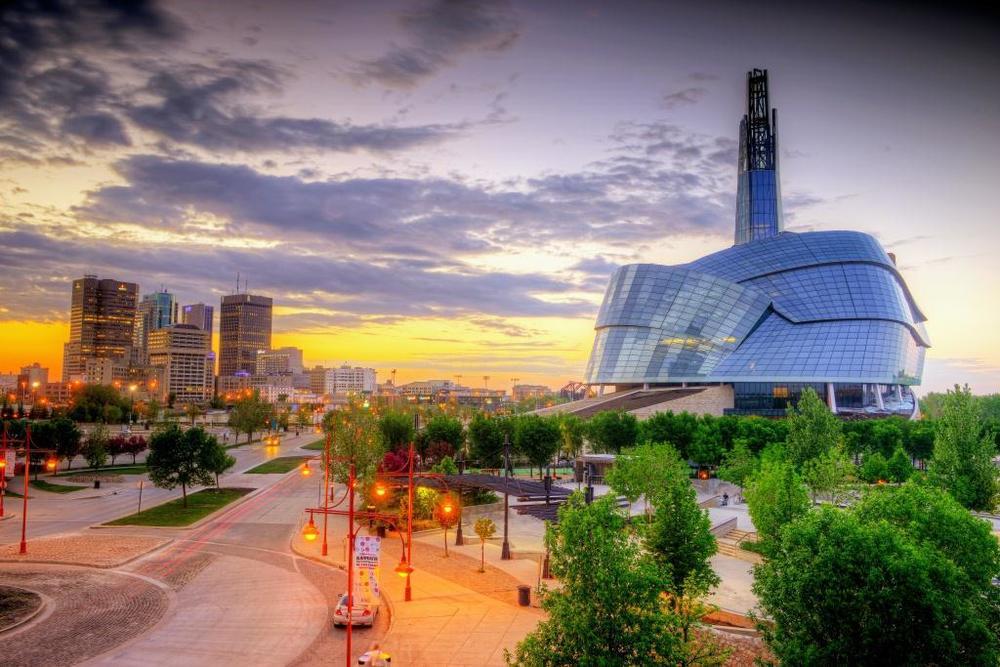 Musée canadien des droits de l'homme