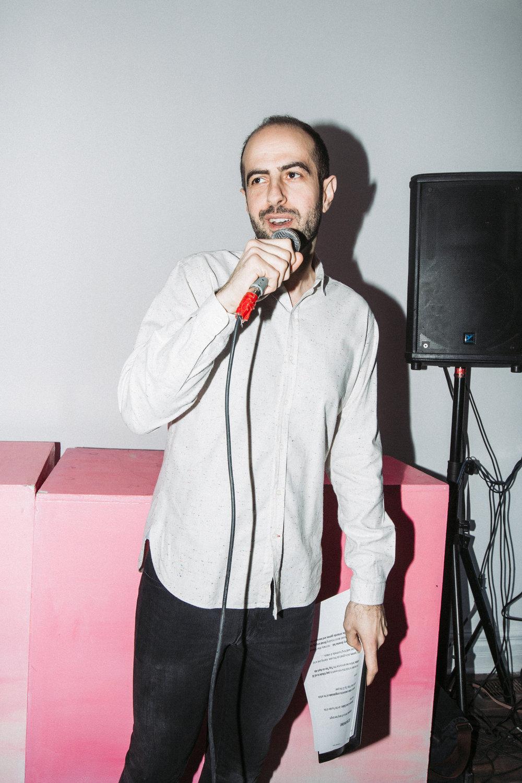 Prism Prize Reception, 2017