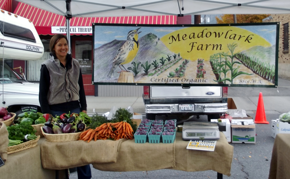 michelle with meadowlark sign.JPG