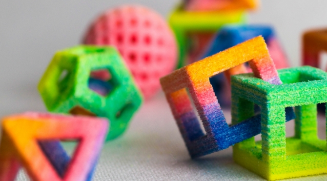Photo Source  - 3D Printed Candies