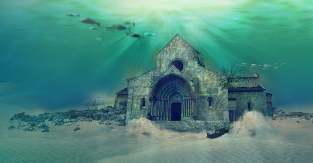 Sunken Church